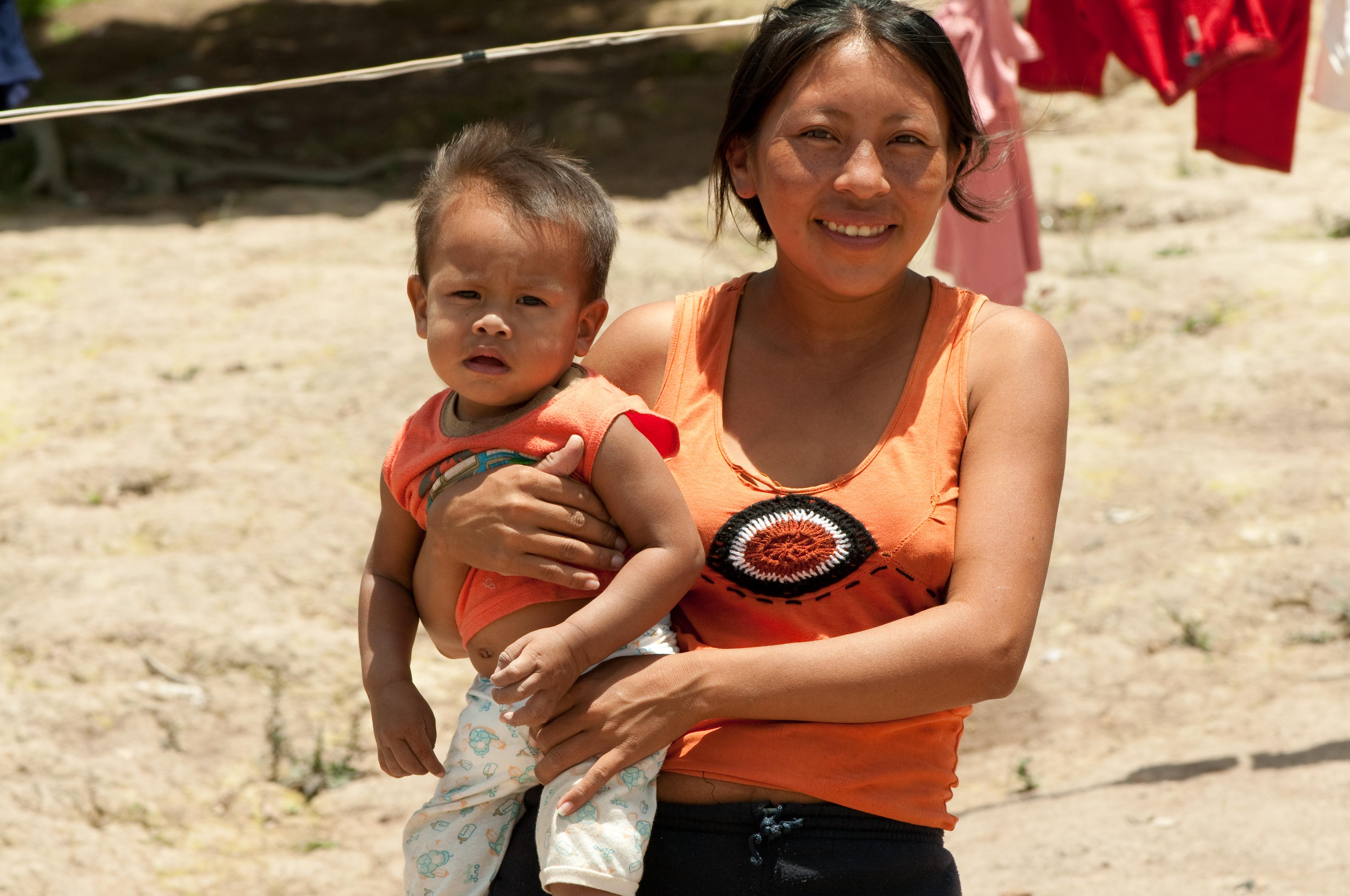 Índios da Comunidade de Paraitepuy -Amazonas- Andreia Teixeira