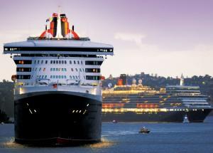 Rio recebe cruzeiro de Luxo vindo de Londres em 2016