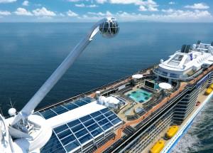 Royal Caribbean anuncia quarto navio da classe Quantum