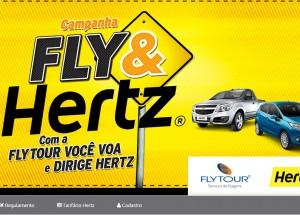 Hertz e Flytour iniciam parceria e oferecem prêmios em sua primeira campanha