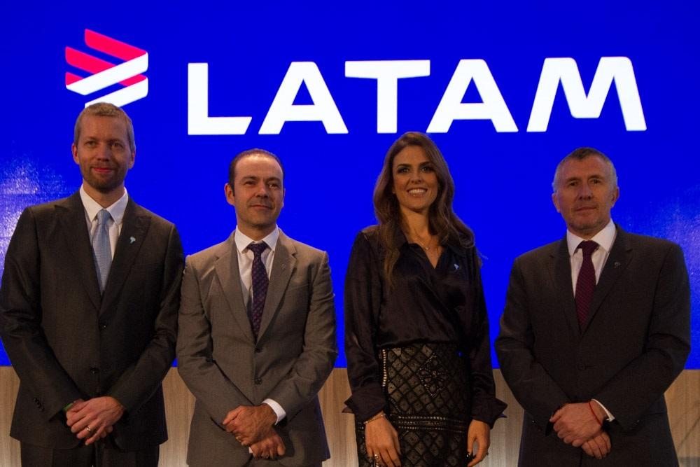 Jerome Cadier, Mauricio Amaro, Claudia Sender e Enrique Cueto