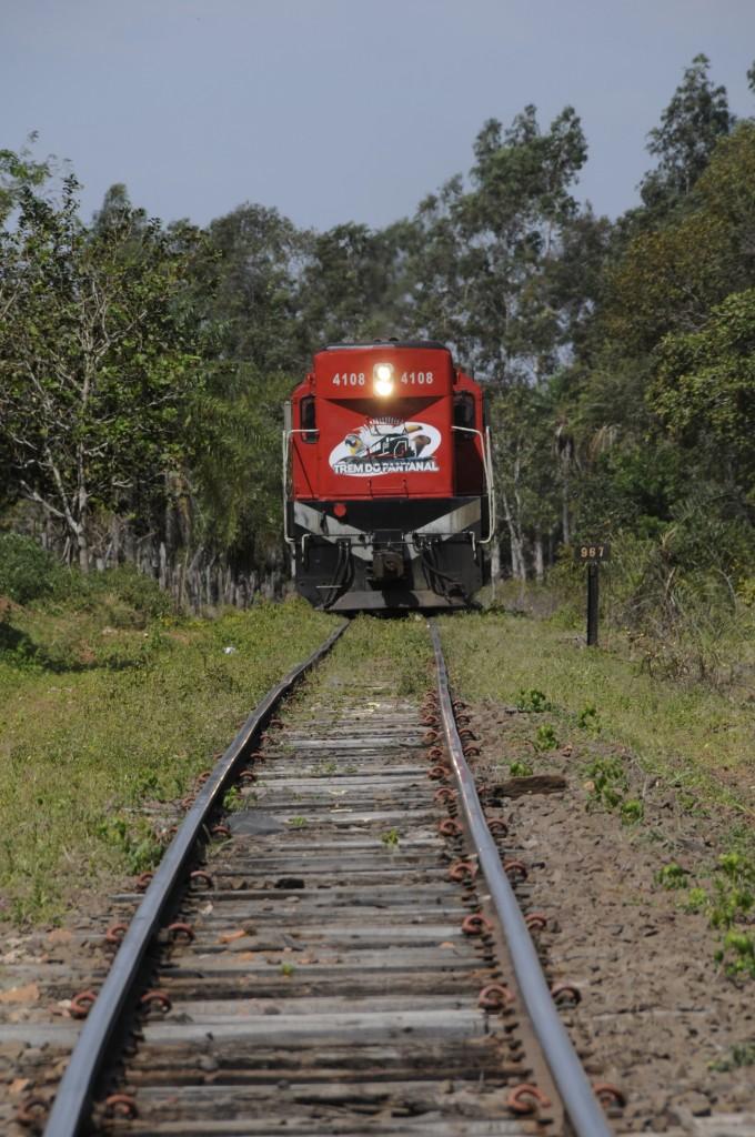 Trem do Pantanal (Divulgação)