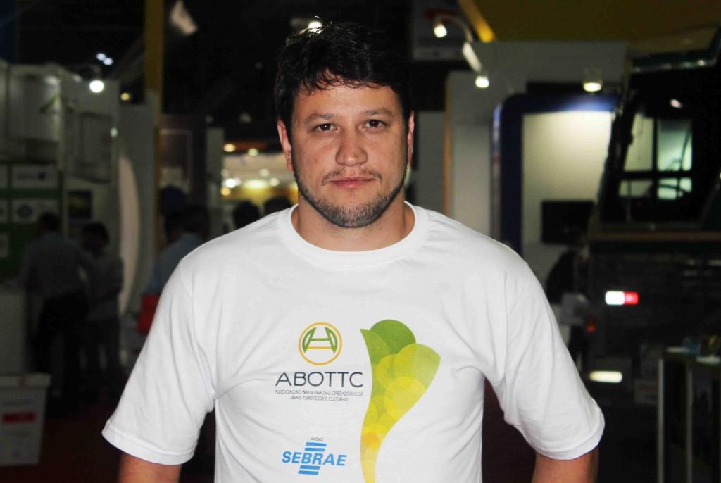 Adonai Arruda Filho, presidente da ABOTTC
