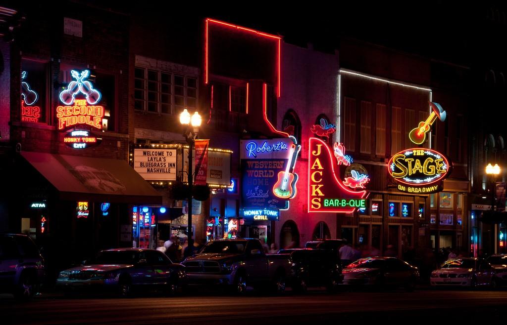 Nashville, a capital da música no Tennessee - (Divulgação)