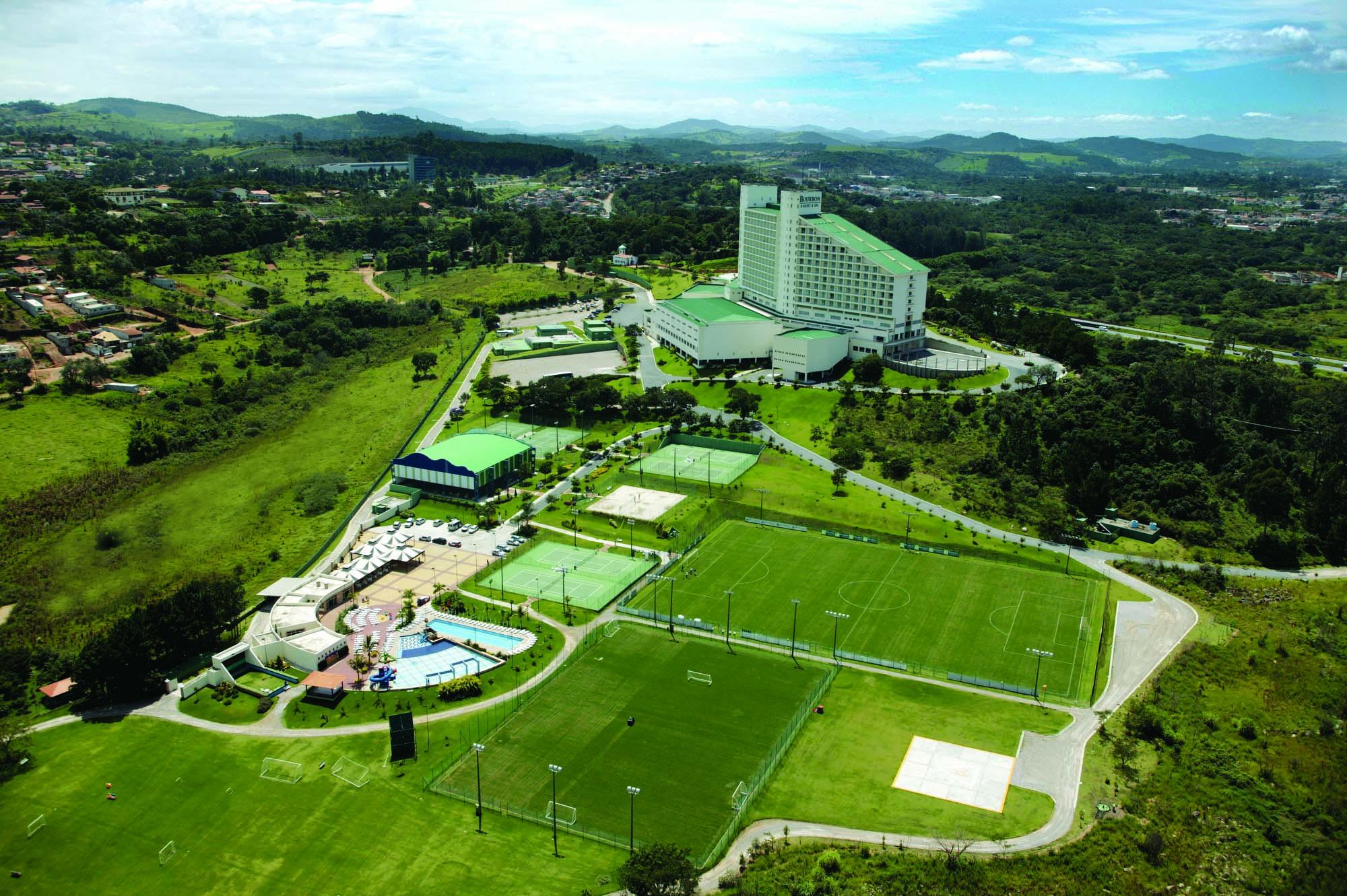 Bourbon Atibaia Convention & Spa Resort (Divulgação)