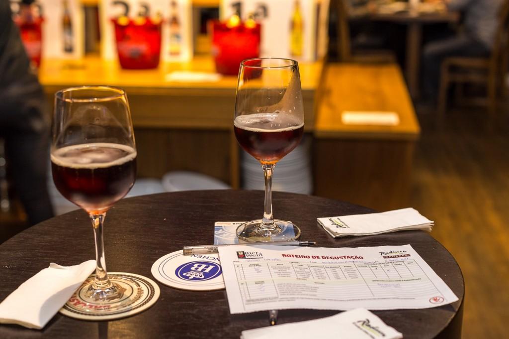 Confraria Radisson Faria Lima encerra 2015 com cervejas para as Festas de Fim de Ano - (Divulgação)