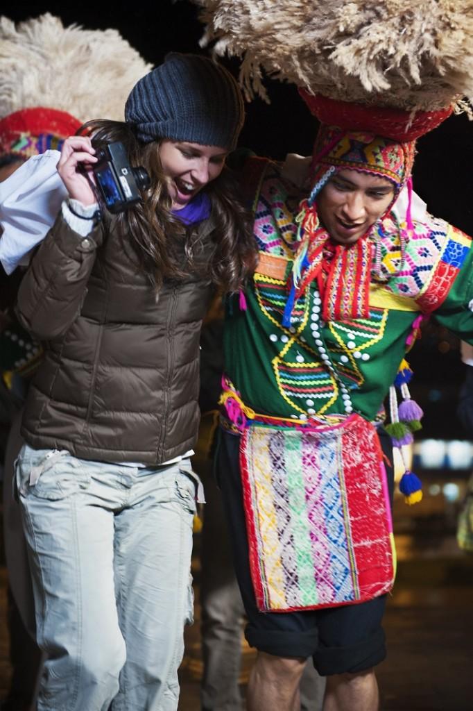 Cultura_Traje típico do Peru