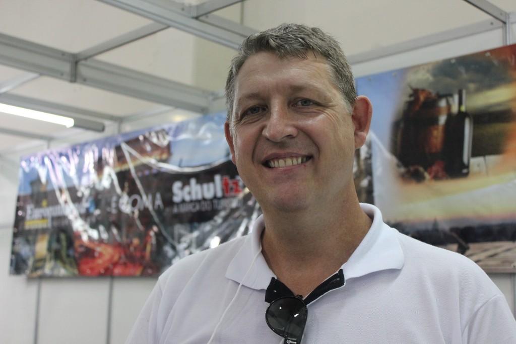 Aroldo Scultz, presidente do Grupo Schultz
