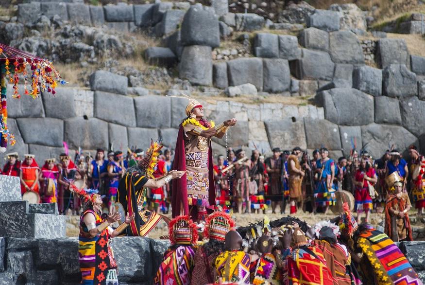 Inti Raymi: Festa do Sol - (Fotos: Divulgação)