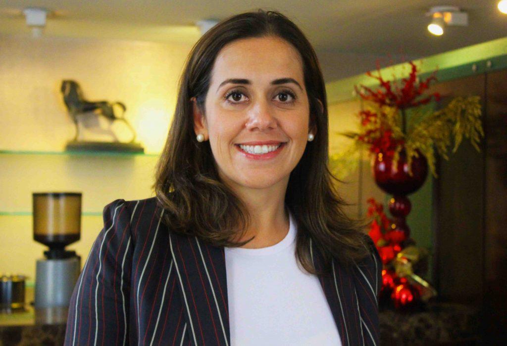 Adriana Cardoso, do Bourbon Hotels & Resorts