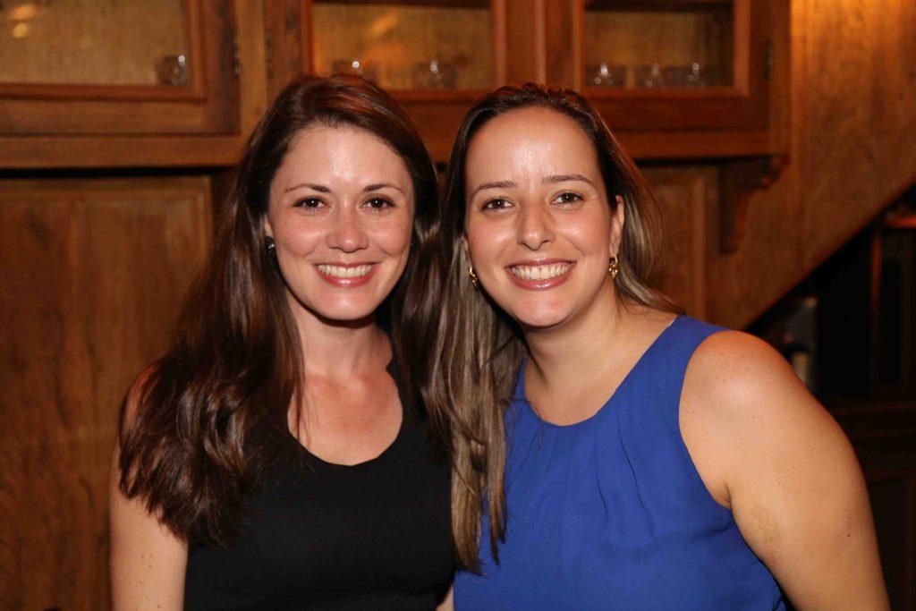 Cristina Sanchez e Claudia Coracini, ambas da Bourbon Hotéis & Resorts