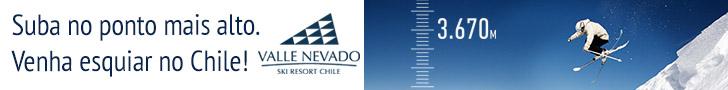 Valle Nevado – Junho