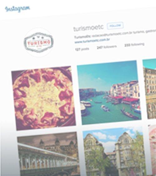 Seguir TurismoETC no Instagram