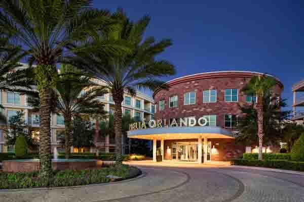 Fechada do Meliá Orlando - Foto: Divulgação