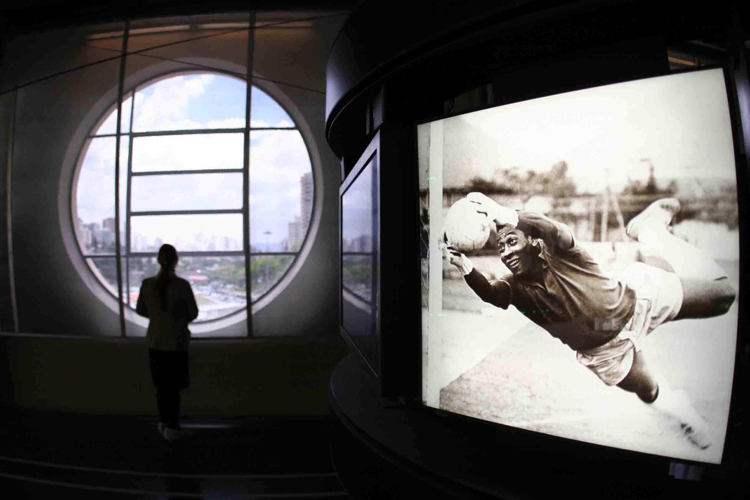 Museu do Futebol - Foto: Caio Pimenta.