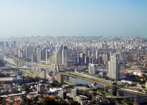 São Paulo é a cidade brasileira que mais recebeu eventos internacionais em 2014