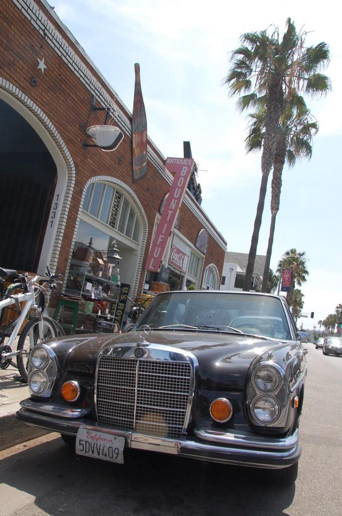 Antiguidades e carros antigos são destaques na região de Los Angeles e San Diego