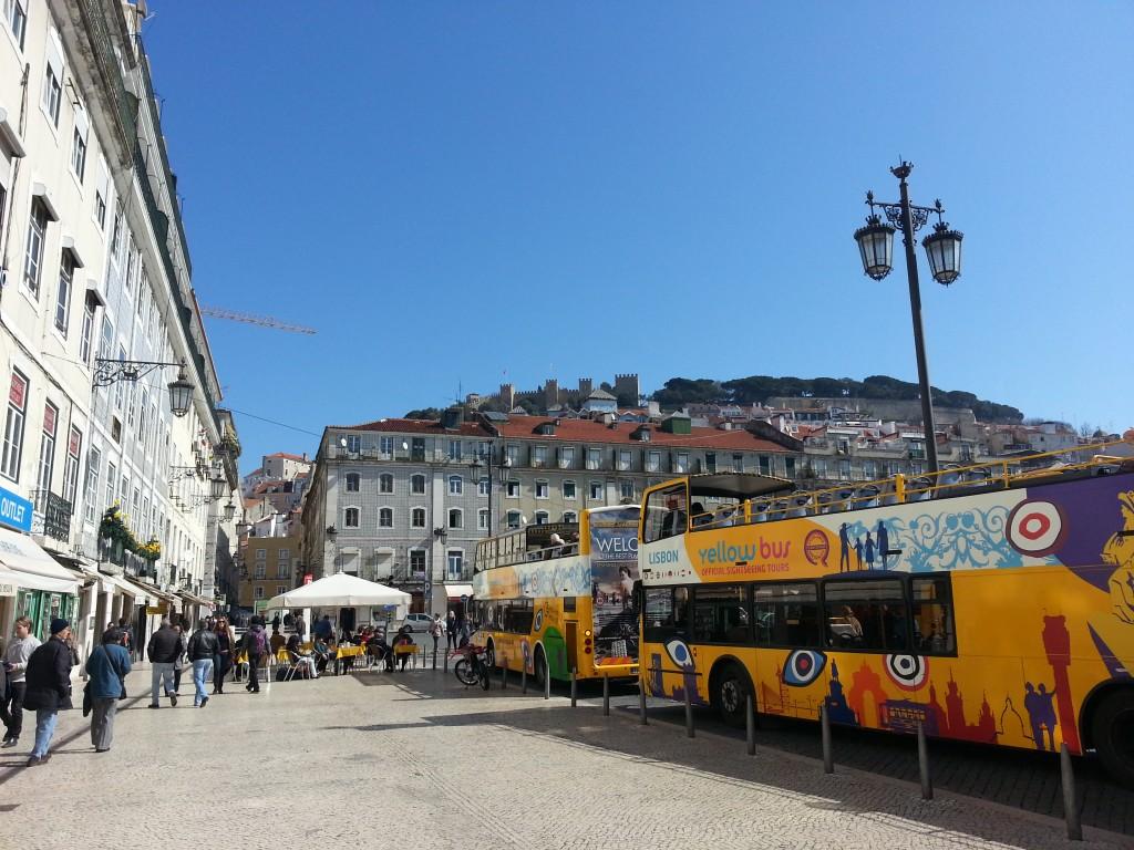 Praça da Figueira, Lisboa