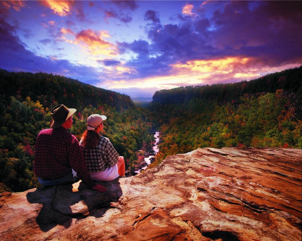 Pôr do Sol no Alabama - (Divulgação)