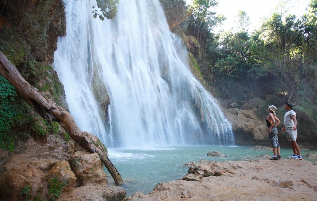 O ecoturismo em Salto El Limon (Divulgação)