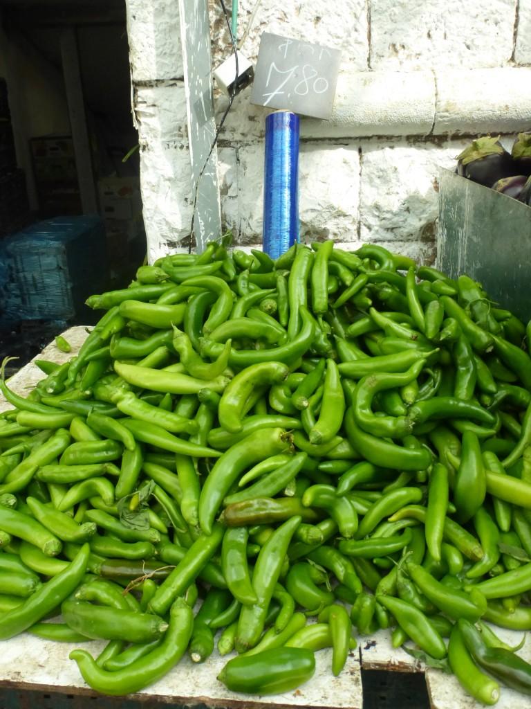 Pilpel charif: pimenta muito ardida