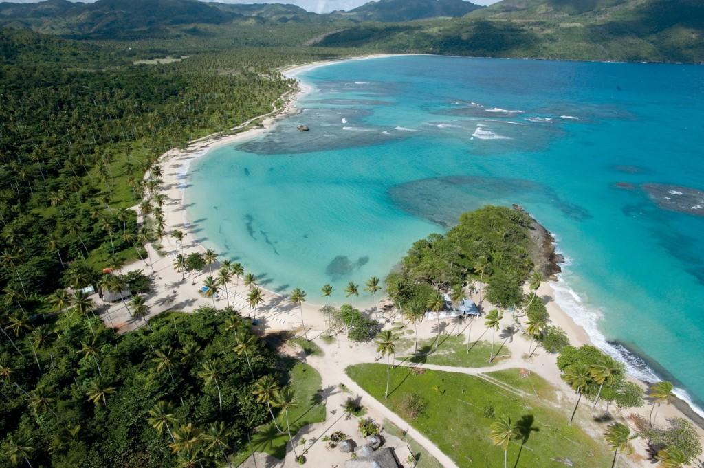 Praia do Rincón, um dos lugares mais procurados pelos turistas na região (Divulgação)