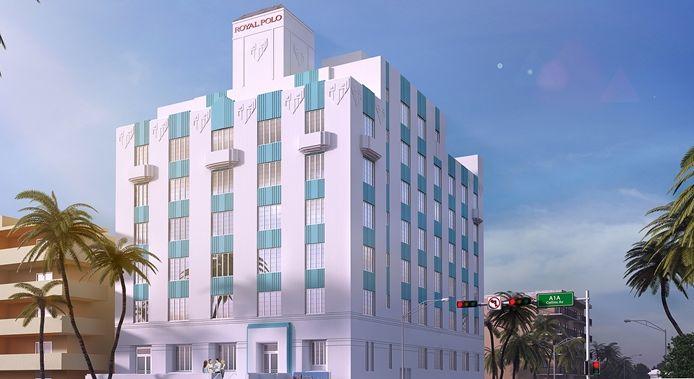 O Hilton Garden Inn Miami South Beach-Royal Polo (imagem divulgação)