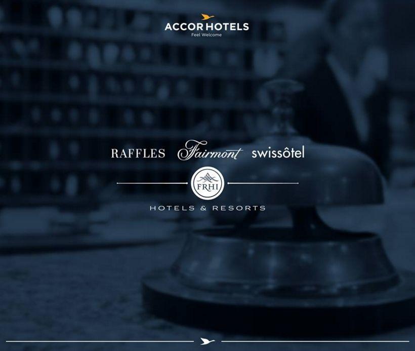 Peça publicitária da rede francesa saudando a chegada das três novas marcas à empresa (reprodução)