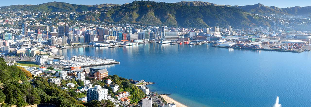 Wellington, capital da Nova Zelância