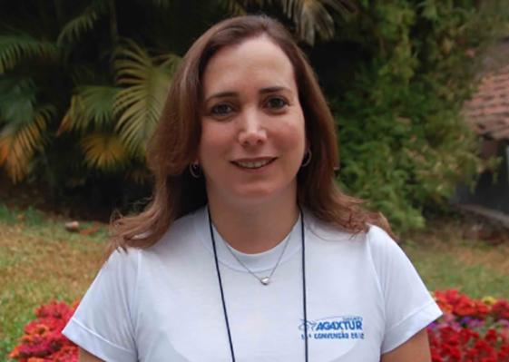 Andrea Leone, vice-presidente da Agaxtur