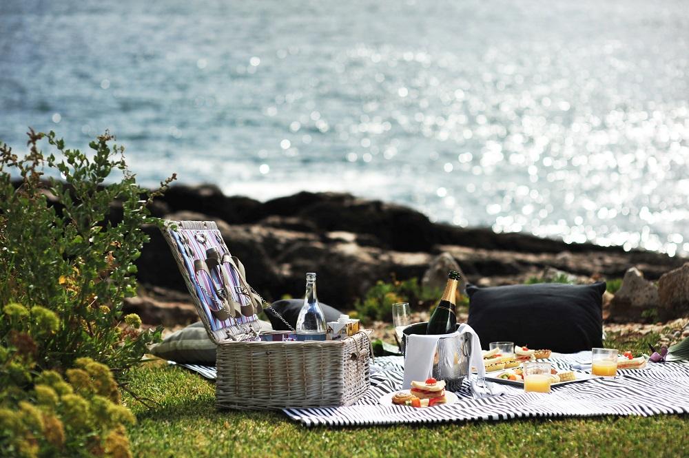 H.Farol - picnic nas rochas P