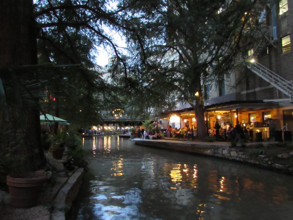 Bar na cidade de San Antonio