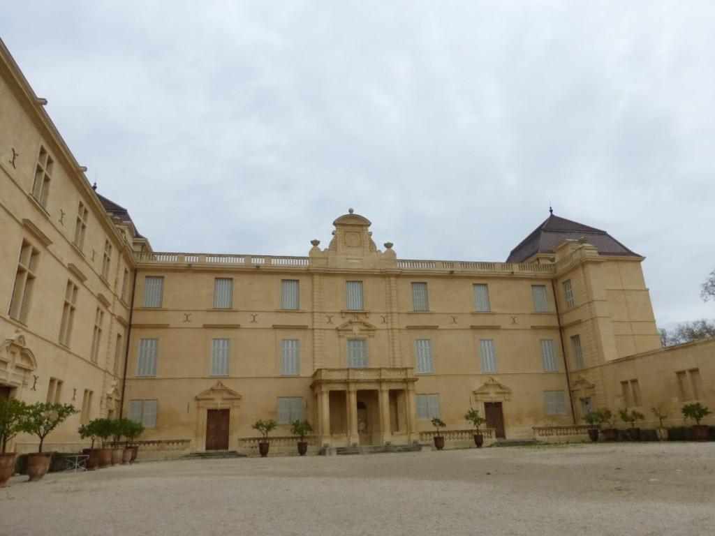 O Castelo de Castries
