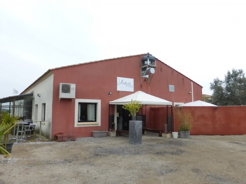 O restaurante L´Authentic, em Castries