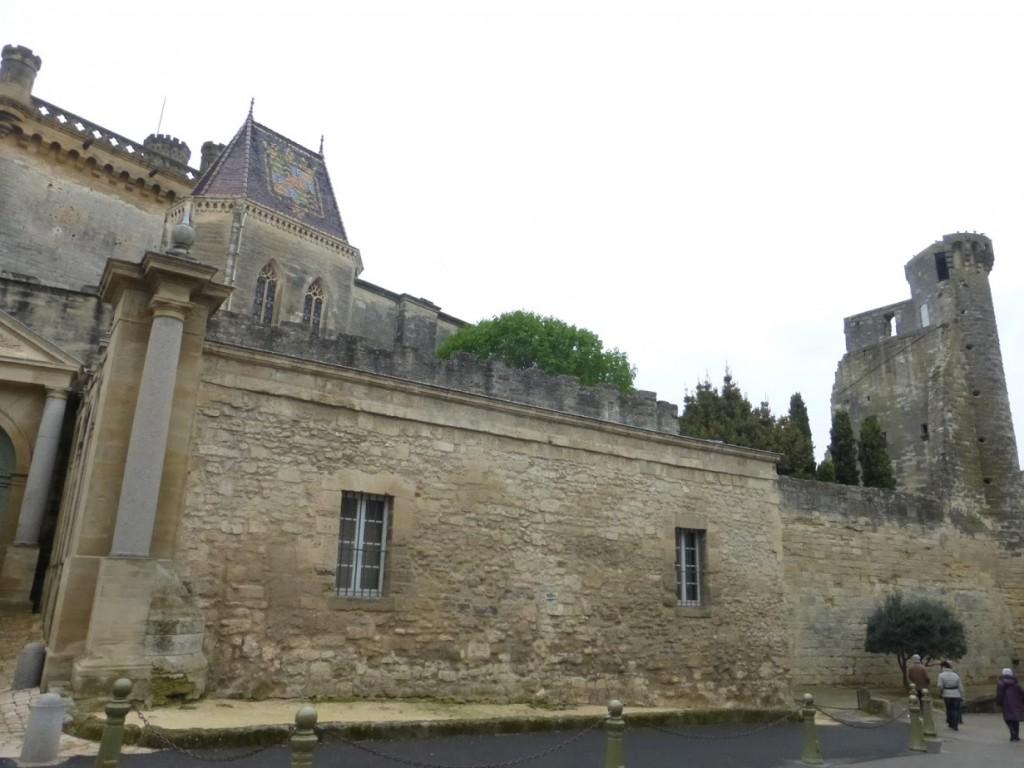 A residência dos descendentes do primeiro duque da França