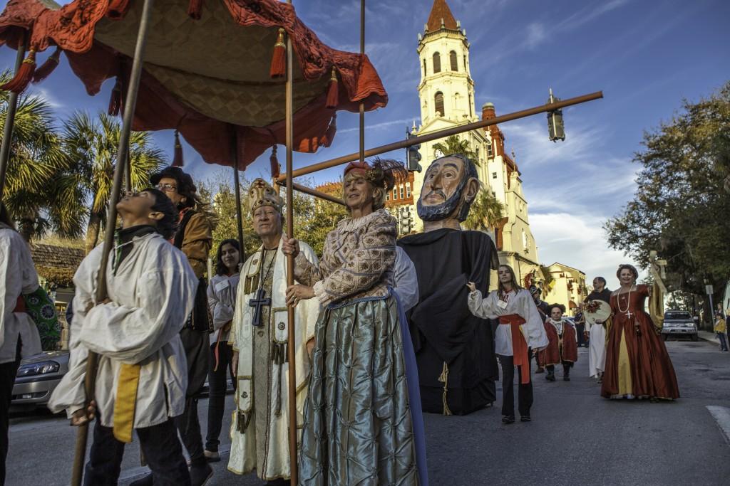 A Parada Espanhola