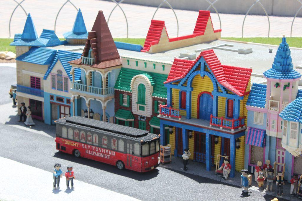 Miniaturas Impressionam no Legolan