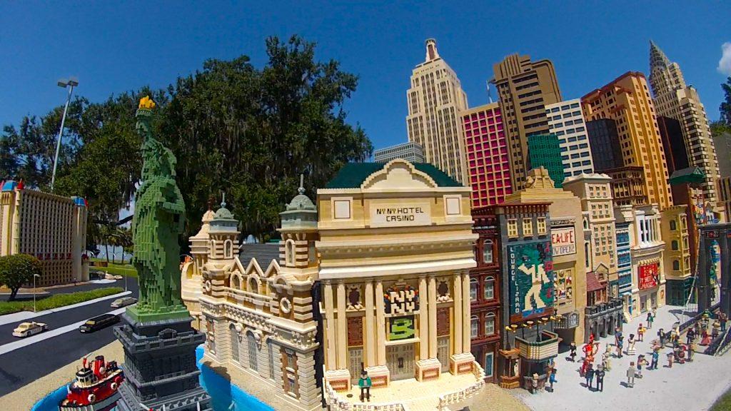 Miniaturas que encantam os visitantes de todas as idades