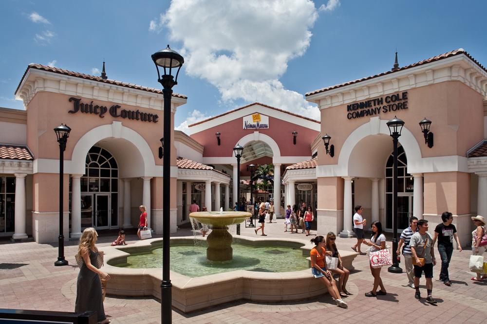 Outlet Premium em Orlando, na I Drive
