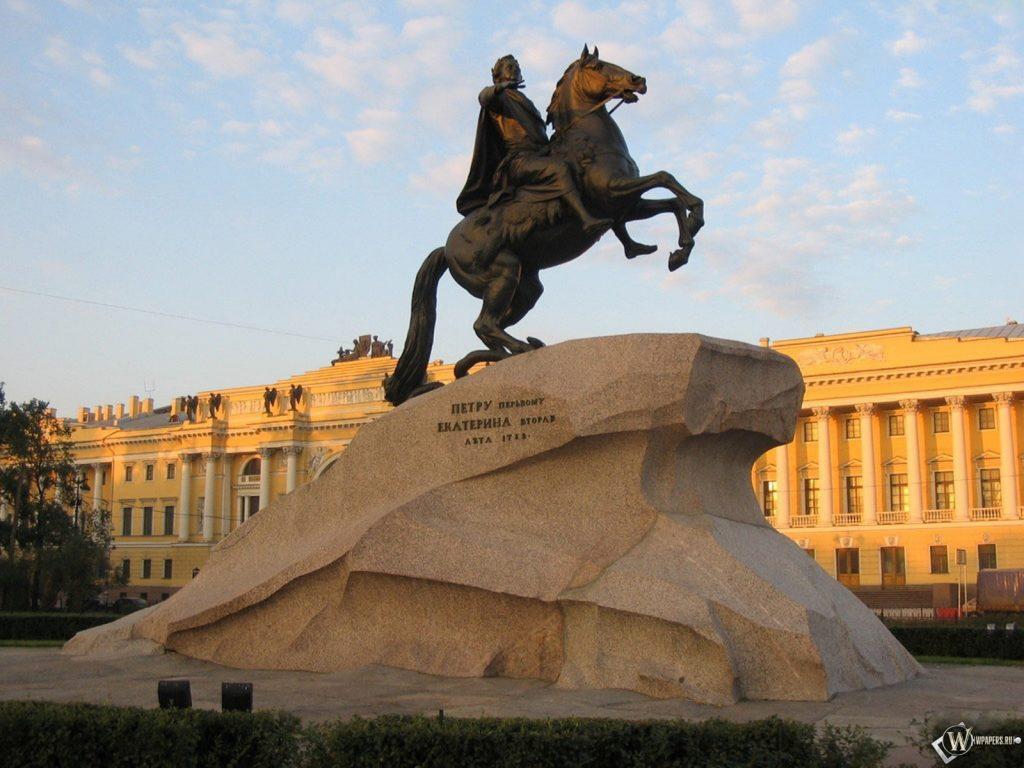 Estátua de Pedro, o Grande