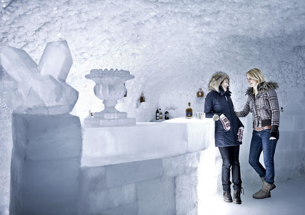 ice-palace-jungfraujoch