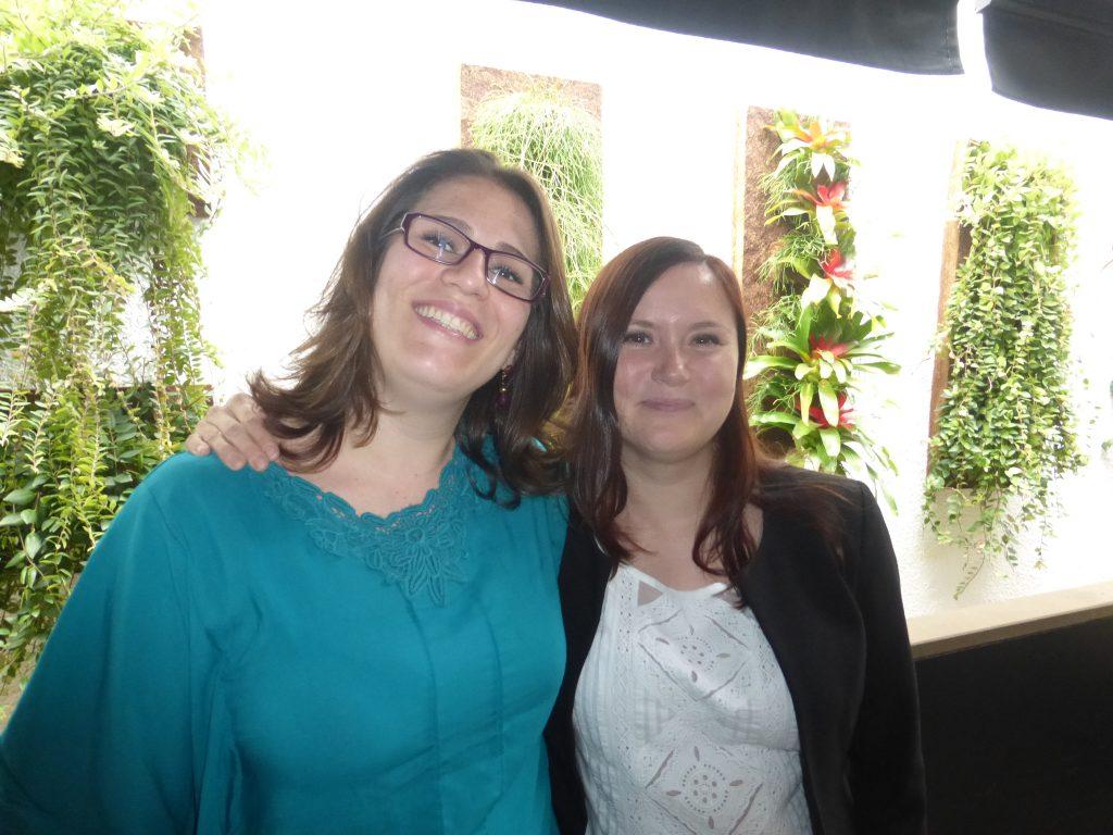 Sandra Roscito e Yulia Volkova