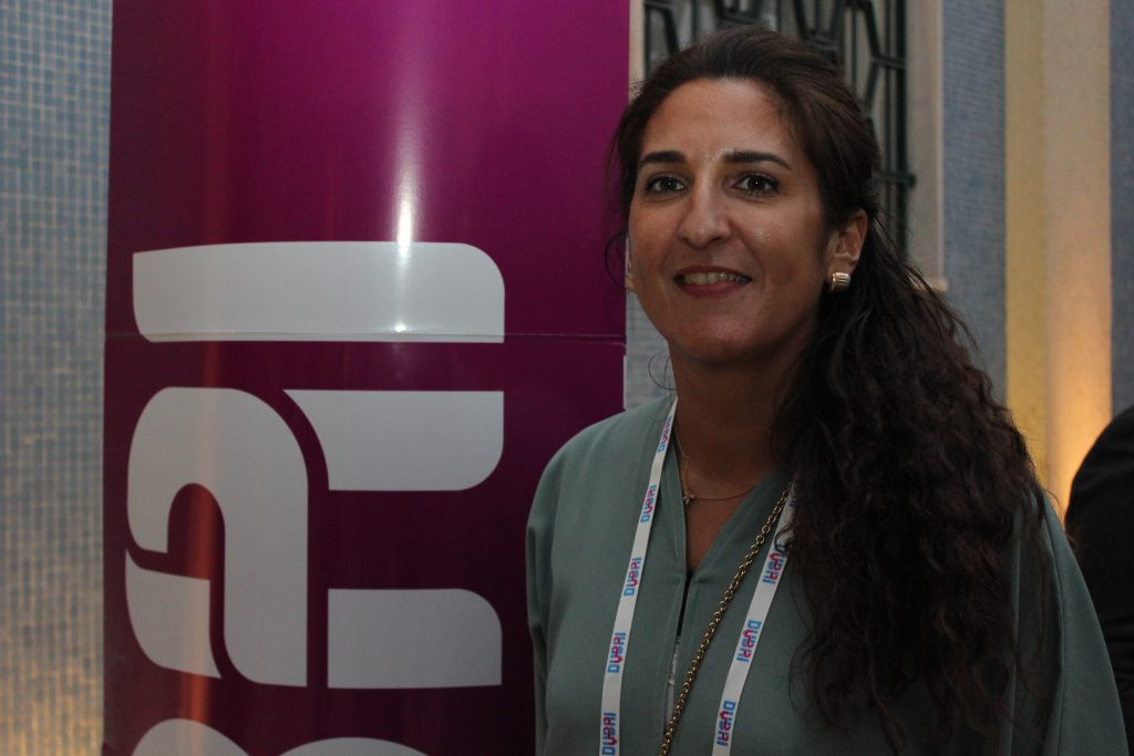 Karina Lance, do Dubai Business Events