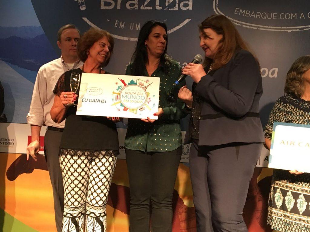 Mar-tha Rio, agência vencedora do da voagem de volta ao mundo (fotos Divulgação)