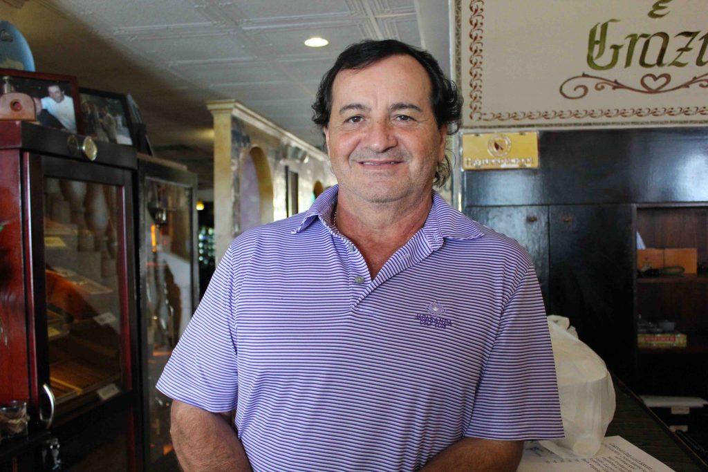 O proprietário, Tony Crescente