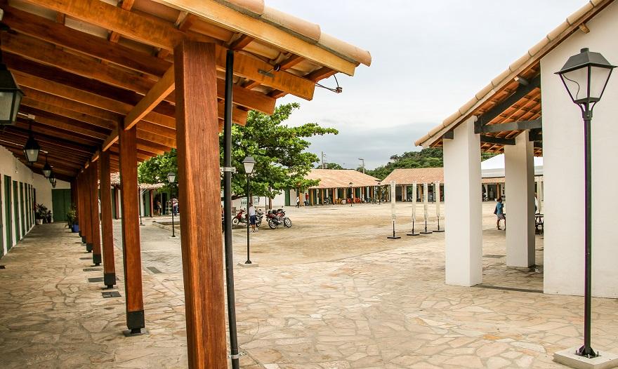 Mercado Municipal de Goiás é restaurado