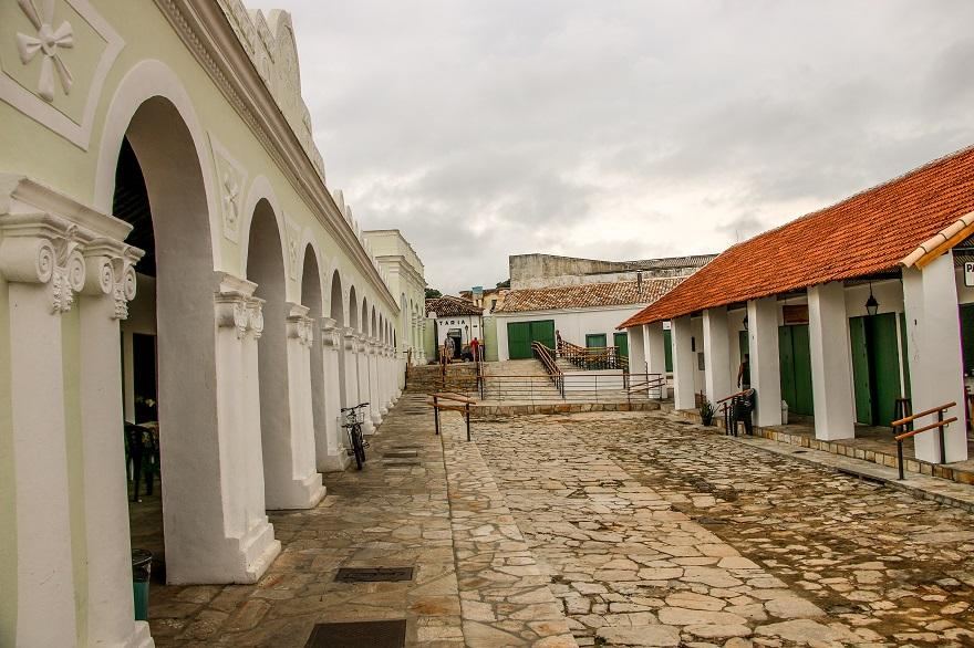 Inaugurado em 1926, o Mercado Municipal passou pelo processo de restauração financiada com recursos do PAC Cidades Históricas, custando R$ 10 milhões (fotos divulgação/Iphan)