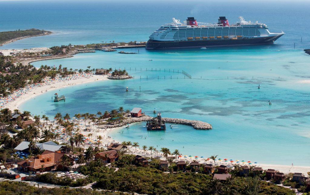 Castway Cay: a ilha exclusiva da empresa no Caribe (fotos divulgação/Disney Cruise Line)
