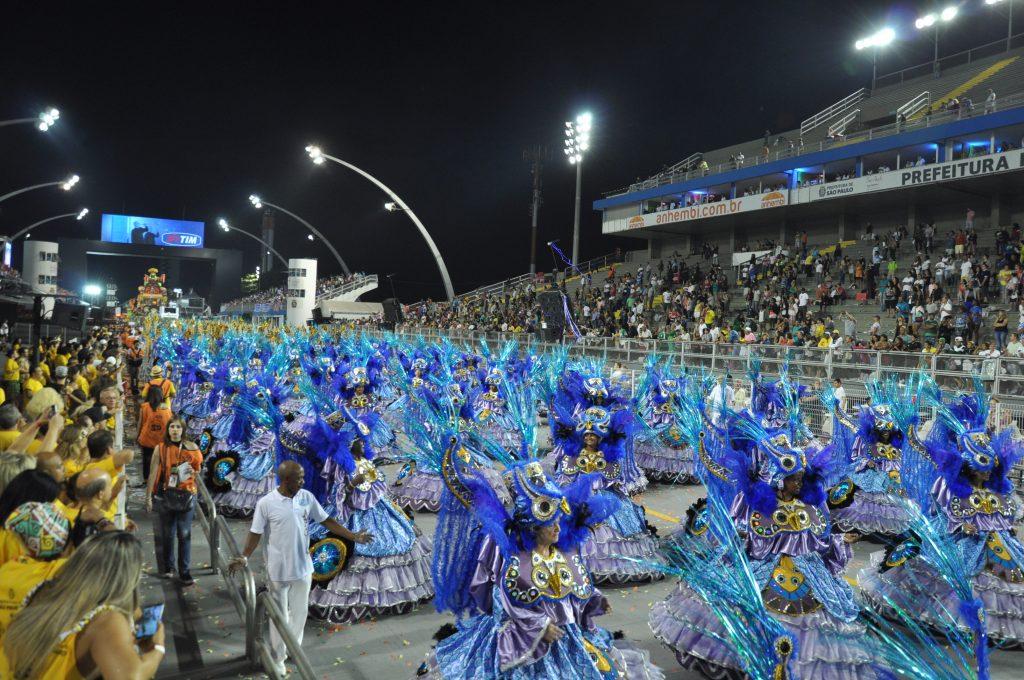 Desfile das Escolas de Samba do Grupo Especial de São Paulo
