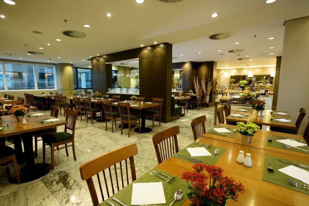 O Restaurante Figueira (fotos divulgação/Rede Bourbon)